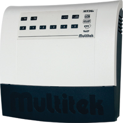 Multitek MT26 Telefon Santrali