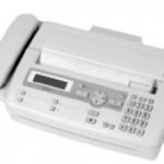 Karel fm210 faks